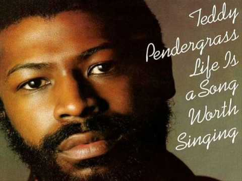 WHEN SOMEBODY LOVES YOU BACK - Teddy Pendergrass