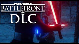 Star Wars Battlefront (custom) DLC Teaser #2 - Finn & Kylo Ren