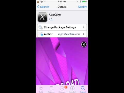 How to get paid apps for free with Cydia (IOS 7)