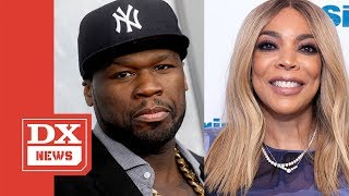 "Wendy Williams Says She Was The First To Play 50 Cent On Radio & Got ""Suspended For 2 Weeks"" For It"