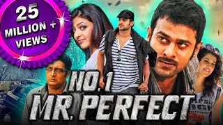No. 1 Mr. Perfect (Mr. Perfect) Telugu Hindi Dubbed Full Movie | Prabhas, Kajal Aggarwal