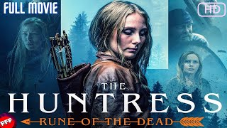 THE HUNTRESS - RUNE OF THE DEAD   Full VIKING ACTION Movie
