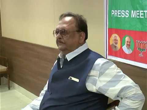 JanaSena Party : I am not a political astrologer said BJP leader and farmer MP Krishnam Raju