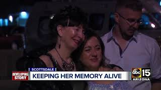 Scottsdale family keeps memory alive of woman murdered three years ago