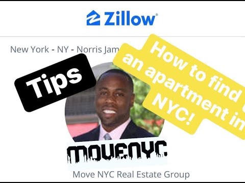 Move NYC Presents 5 Great Tips of Looking for Rentals in New York City with Norris James