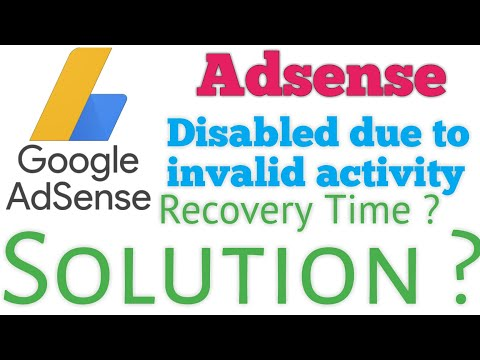 How to reinstate disabled Google Adsense Account (Hindi)   My Google Adsense Account got disabled