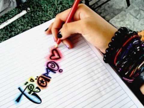 Dibujos Para Decorar Una Carta De Amor Niza Regalos De