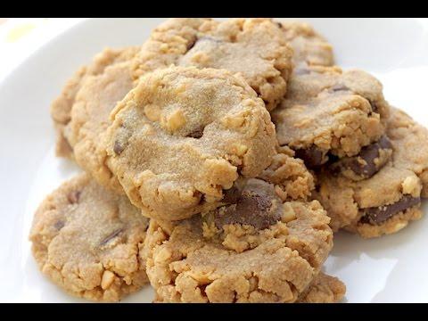 4 Ingredient Peanut Butter Cookies | Simply Bakings