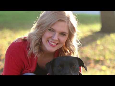 Dog Rescue Vlog | Adoption Story | Staffordshire Bull Terrier Lab Mix