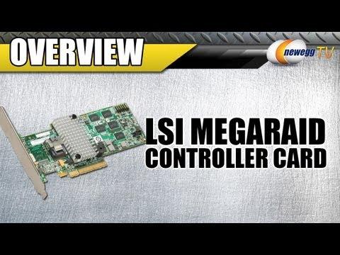Newegg TV: LSI MegaRAID SATA/SAS 9260-4i 6Gb/s PCI-Express RAID Controller Card Overview