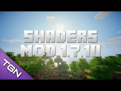 How To Install The Shaders Mod Minecraft 1.7.10