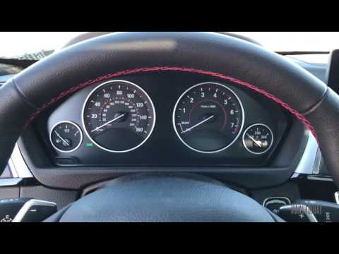 2016 BMW 328i Facelift LCI Highlights