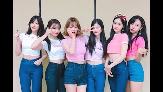 Apink dance and sing other kpop group (part 1)