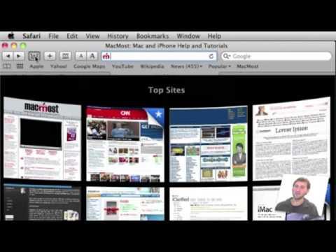 Customizing Your Safari Toolbar (MacMost Now 327)