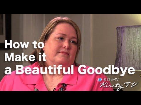 Understanding Grief, Getting Closure & Letting Go When Loved Ones Die - K Expert - Kirsty TV