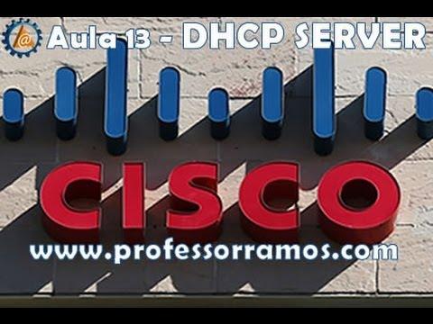 ⚫ Packet Tracer CISCO CCNA - Aula 13 - Configurar DHCP no Router - www.professorramos.com