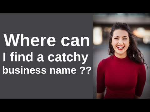 How to pick a good business name for your startup?