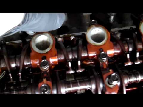 My Honda has oil on the spark plugs and wires How to fix it