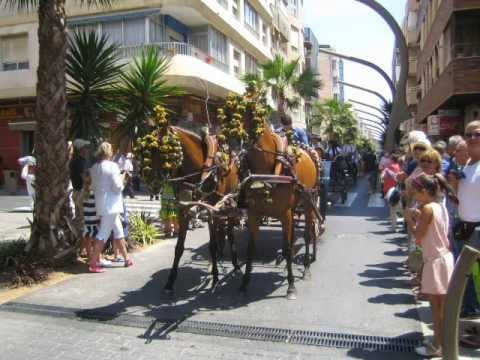 Feria de Mayo 8-12.5.2013 Torrevieja, Spain