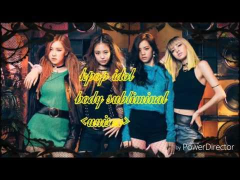 Kpop idol body subliminal