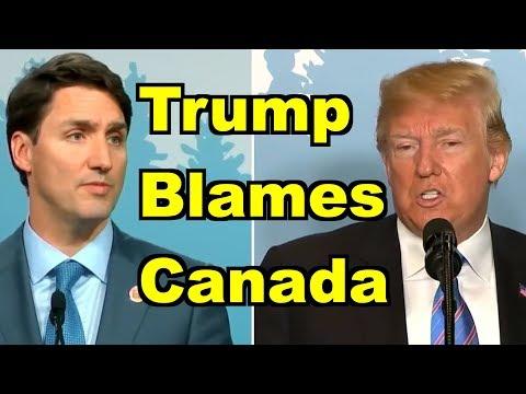 Trump Blames Canada - Justin Trudeau, Larry Kudlow & MORE! LV Sunday LIVE Clip Roundup 268