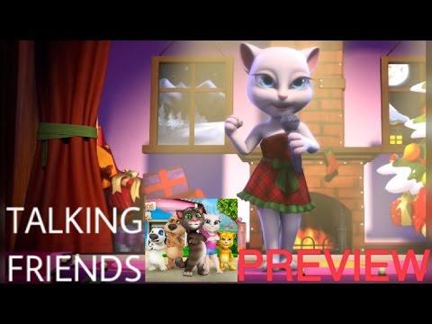 Talking Tom & Friends - Angela's Heckler (Episode 20 | Sneak Peek #2)