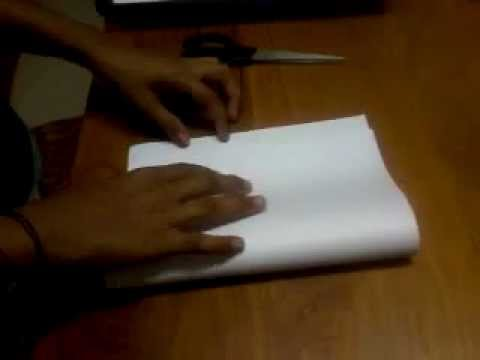 How to make a rectangular paper box in tamil