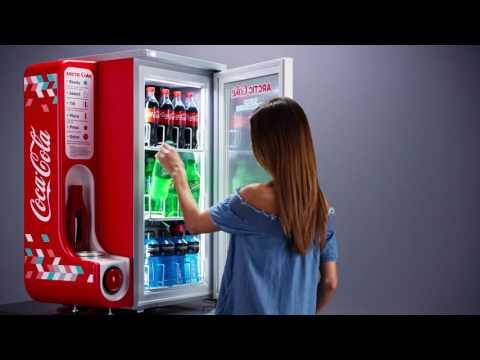 Arctic Coke and the Pursuit of the Perfectly Slushy Coca-Cola