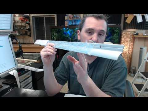 Pemko 345C Clear Anodized Aluminum Door Drip Cap