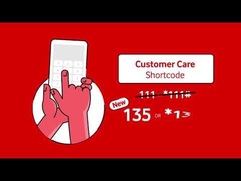 New Vodacom Customer Care Number