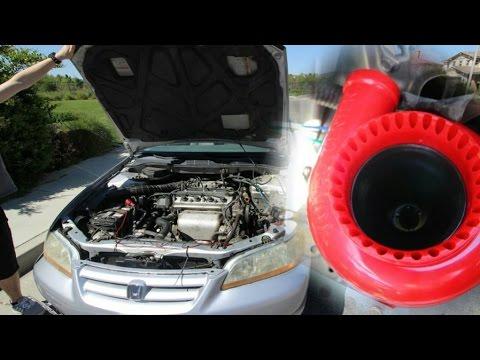 Honda Gets A Fake Turbo