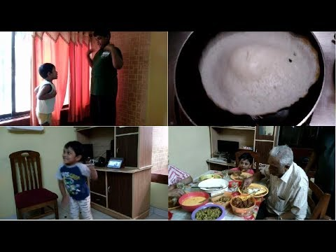 Kerala Woman Routine Breakfast and Lunch Vlog / No – 5