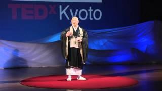 How mindfulness can help you to live in the present | Rev. Takafumi Kawakami | TEDxKyoto
