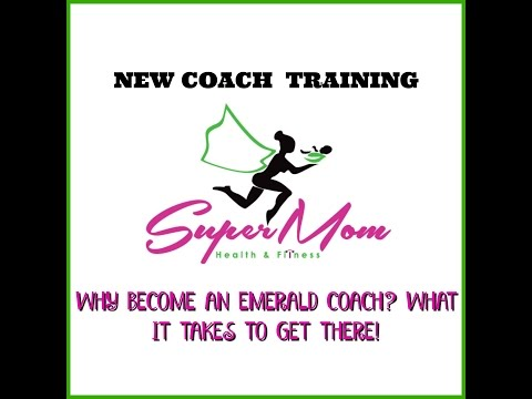 How to become an emerald coach? And why?