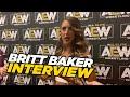 Britt Baker Talks AEW Women39s Division
