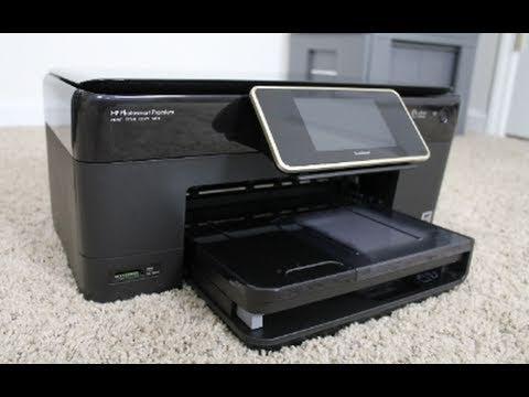 HP Photosmart Premium Review (AirPrint)