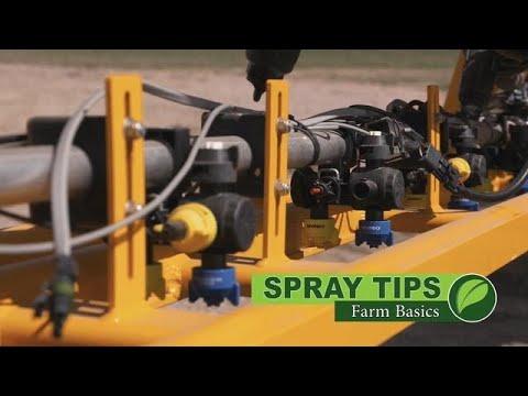Farm Basics #1047 Spray Tips (Air Date 4-29-18)