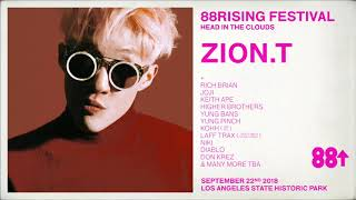 Dream with  Zion.T  at HEAD 💭IN 💭THE 💭CLOUDS FESTIVAL 9.22.18