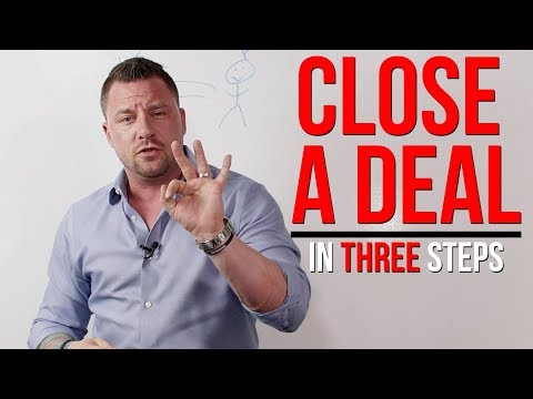 3 Simple Steps To Close A Sales Deal 🤝
