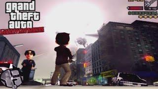 GTA: Liberty City Stories [PS2] Free Roam #1