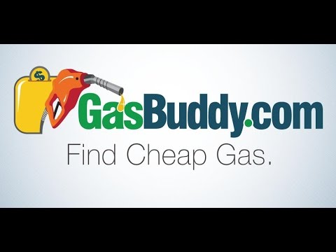 Android 101: Find Cheap Gas With Gas Buddy
