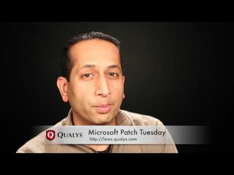 Qualys - January 12, 2016 - Microsoft Patch Tuesday Bottom Line