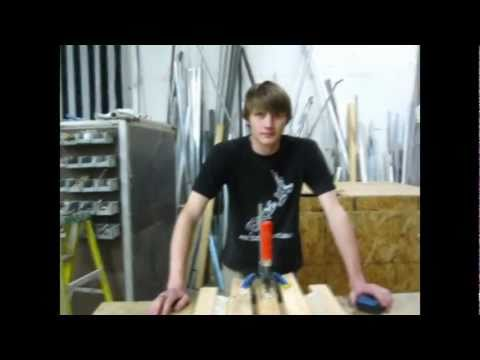 How to Make a Super Simple Longboard Press