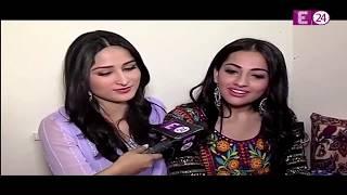 Sheen और  Anagha से  ख़ास  मुलाक़ात | U Me Aur TV में 'DADAMJ' की  cast
