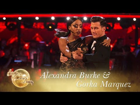 Alexandra & Gorka Argentine Tango to 'Mi Confession' by Gotan Project - Strictly Come Dancing 2017