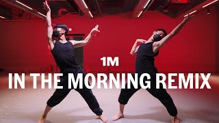 Jaded - In The Morning (Gotsome & Jaded Remix) / Grand boys Choreography