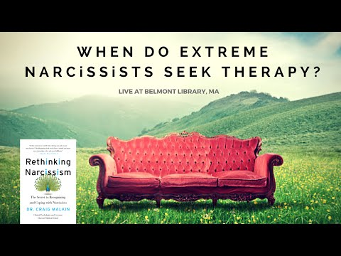 When Do Extreme Narcissists Seek Therapy? (Examples)