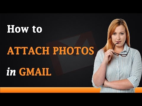 How to Attach Photos in Gmail
