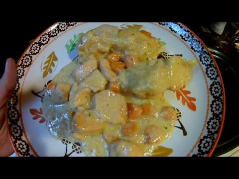 Crock Pot Chicken Freezer Meals Part 2