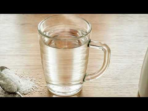 Warm  Water Helps To Lose Weight Fast- Homemade Natural Weight Loss Drink